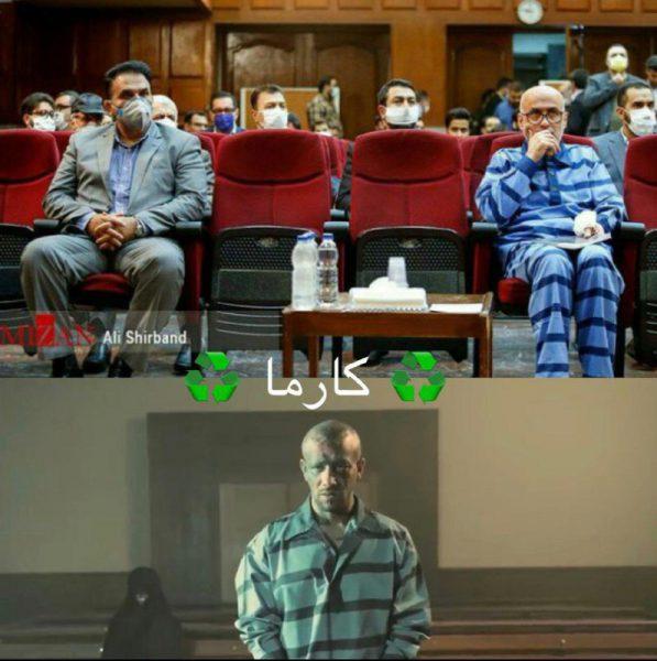 واکنش تتلو به دادگاه بیژن قاسم زاده فیلترکننده تلگرام :فحشش دادم!